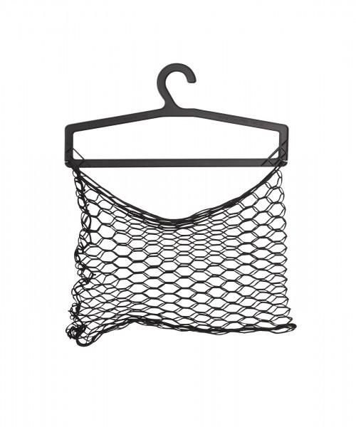 Kleiderbügel mit Netztasche