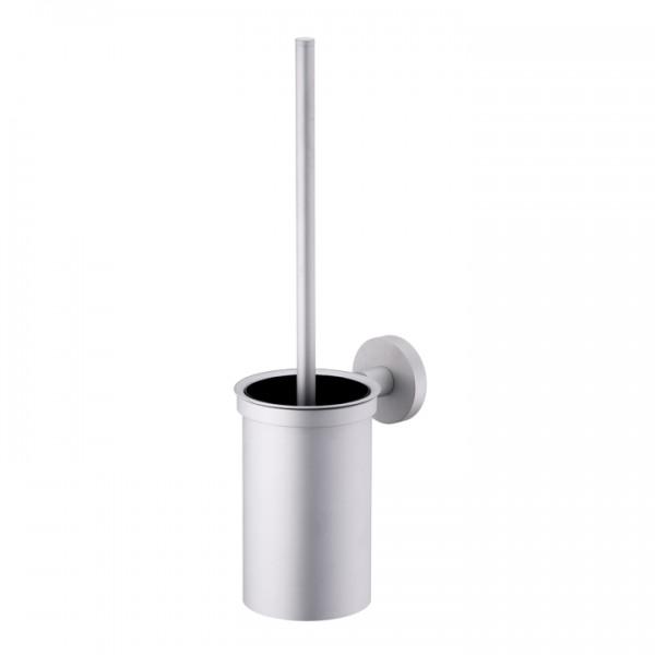 WC-Bürstengarnitur Aluminium